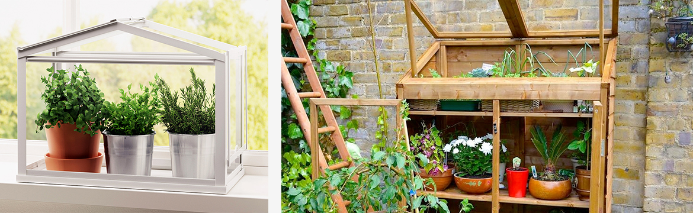 Beautiful serra da terrazzo fai da te ideas idee for Costruire una piccola casa da soli