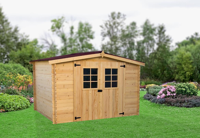 Come costruire e montare una casetta in legno with oggetti for Casa migliore da costruire