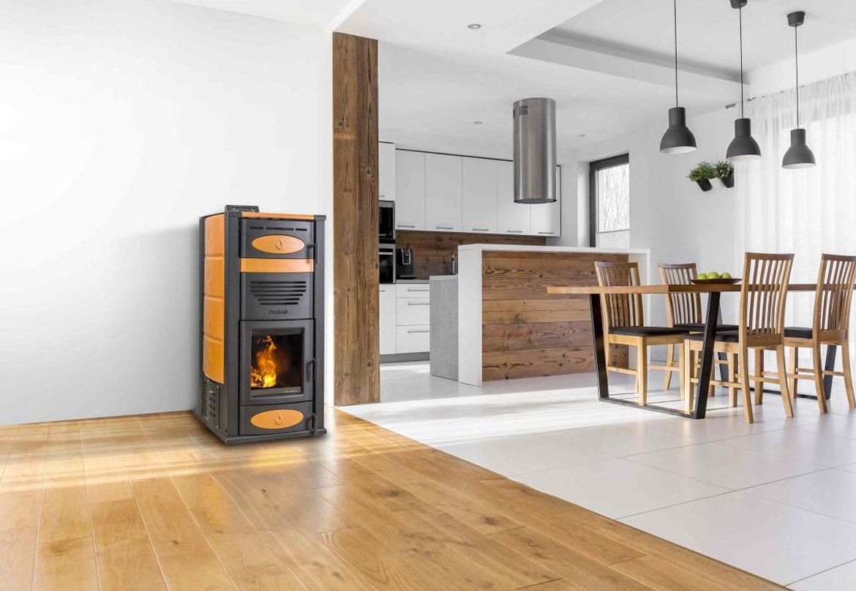 Riscaldamento alternativo a legna troppo bravo - Riscaldare casa a basso costo ...