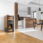 Riscaldamento alternativo a legna