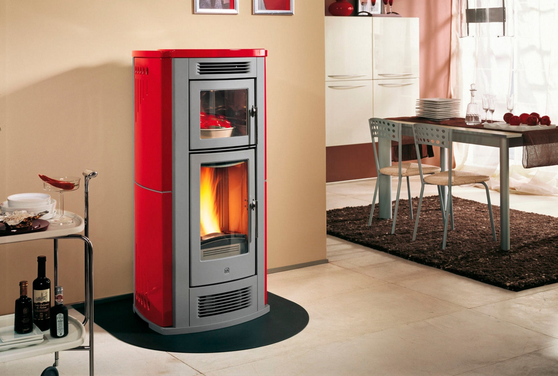 Riscaldare la tua casa senza termosifoni tutti i segreti - Stufa a pellet per termosifoni ...