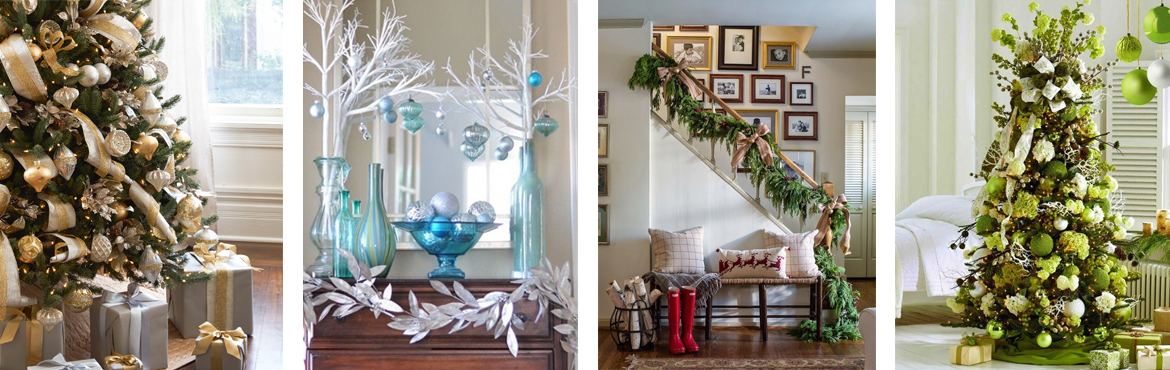 Come decorare la casa per natale tante idee da provare for Decorazioni moderne