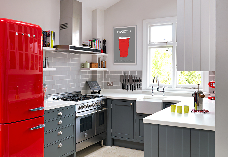 Mobili Per Cucinino Piccolo come arredare una cucina piccola: idee e consigli