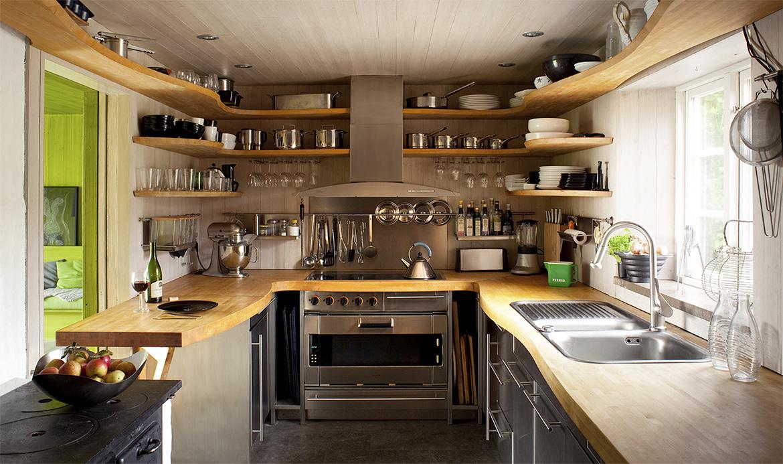 Come Arredare Una Cucina Piccola. Beautiful Arredare Una Cucina ...