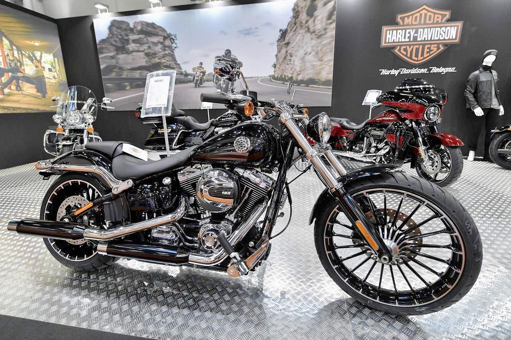 Harley motorshow
