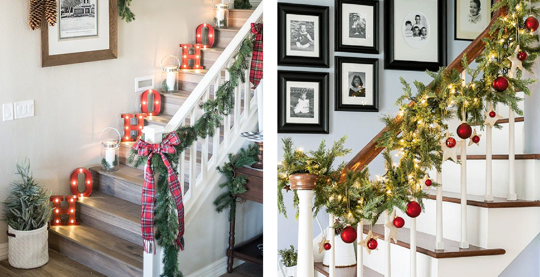Come decorare la casa per natale tante idee da provare for Interno di una casa