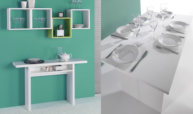 Come arredare una cucina piccola idee e consigli - Tavolo per cucina piccola ...