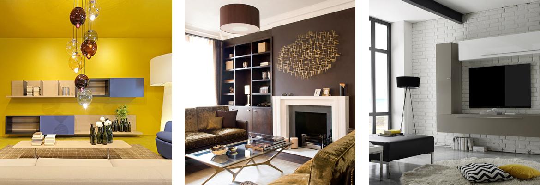 Come arredare un soggiorno in stile moderno Soggiorno stile moderno