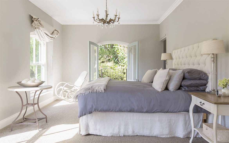 Pittura Per Camera Da Letto Arte Povera : Idee e consigli per il colore delle pareti della camera da letto