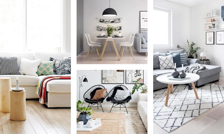 Soggiorno scandinavo troppo bravo for Pinterest arredamento