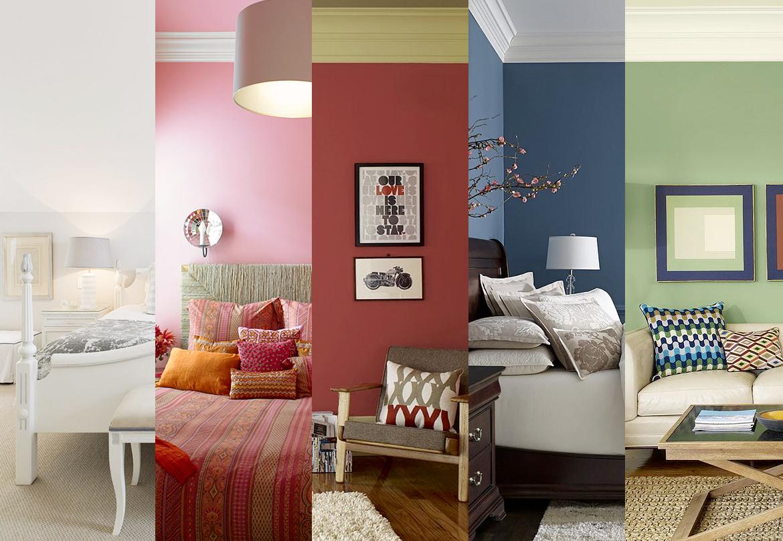 Idee e consigli per il colore delle pareti della camera da - Idee per pitturare una cameretta ...