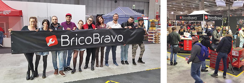 Stand MBE BricoBravo