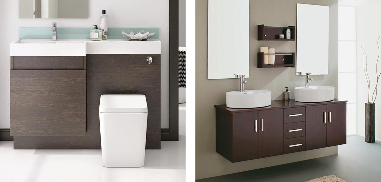 Mobile bagno sospeso o a pavimento - Mobili sospesi per bagno ...