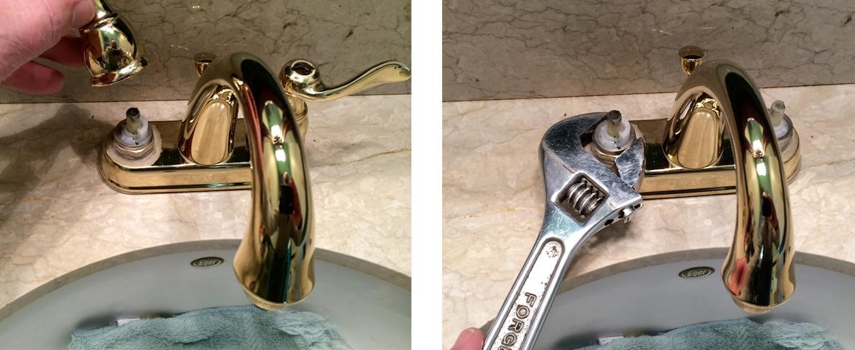 rubinetto compressione