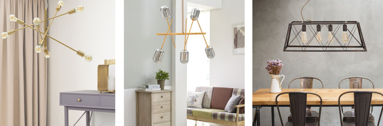 Lampadari moderni bricobravo luce casa illuminazione