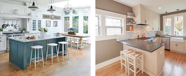 Come arredare una cucina e un soggiorno in un ambiente unico - Open space cucina salotto ...
