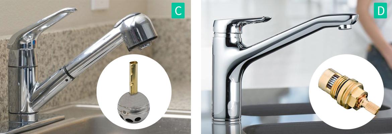 tipologie rubinetti