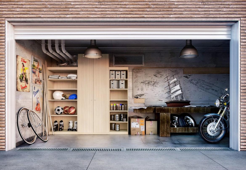 Trasformare Un Garage In Abitazione come organizzare e arredare il garage