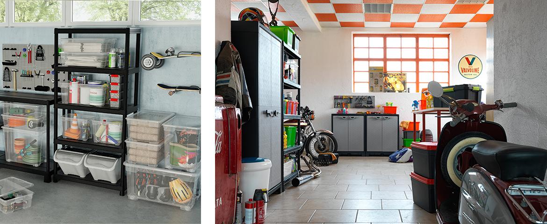 Idee Per Arredare Garage.Come Organizzare E Arredare Il Garage