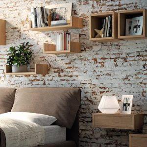 5 Idee salvaspazio per la camera da letto