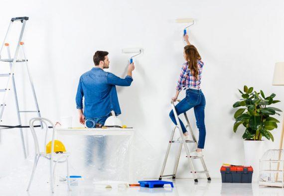 Pitturare casa consigli per il fai da te e la tua casa - Consigli per pitturare casa ...