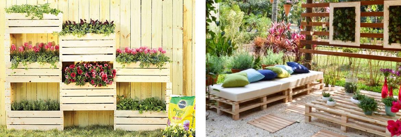 come arredare un piccolo giardino idee fai da te