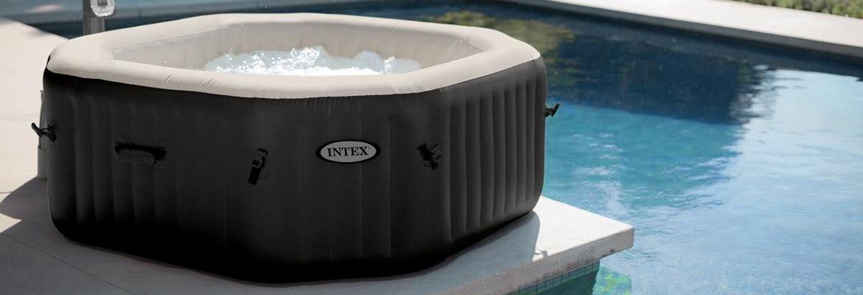 piscina idromassaggio intex