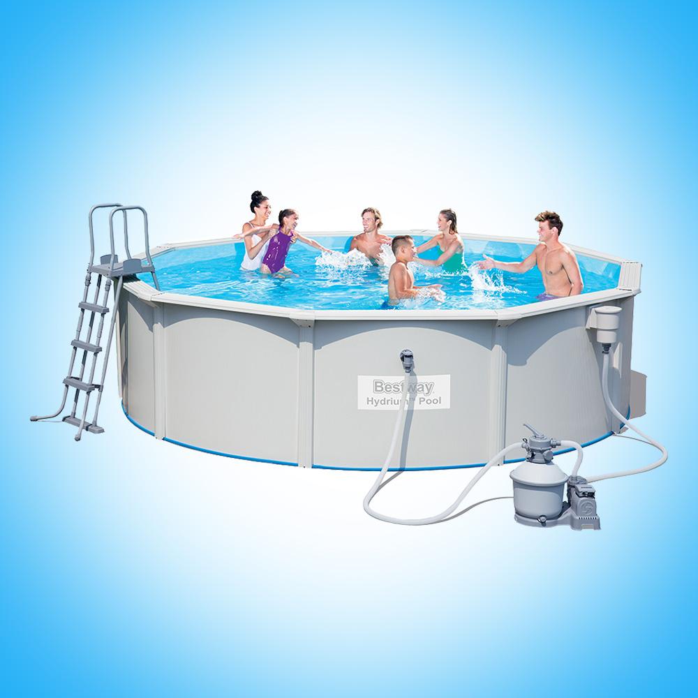 piscina lamiera