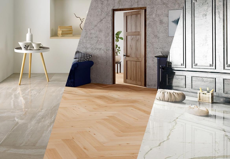 Tipi di pavimento come scegliere il pi adatto alla for Tipi di arredamento