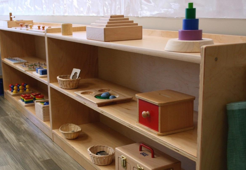 mobili montessori fai da te la guida per costruire un