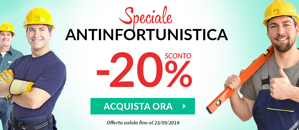 Speciale Antinfortunistica