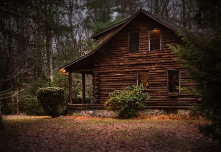 casa montagna