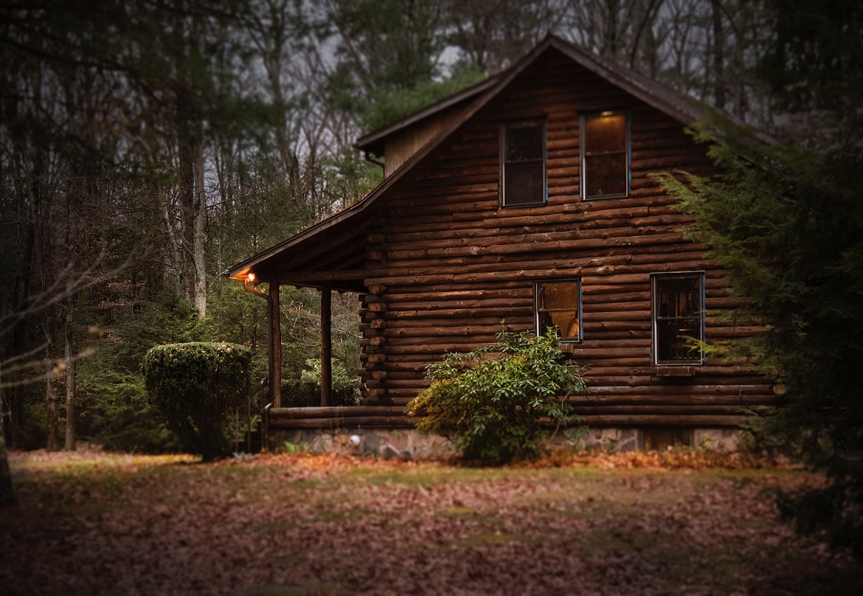 Colori Per Interni Casa Rustica come arredare una piccola casa di montagna