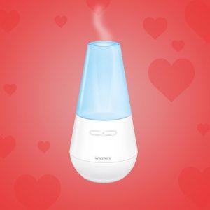 Diffusore aromi profumi con luce led