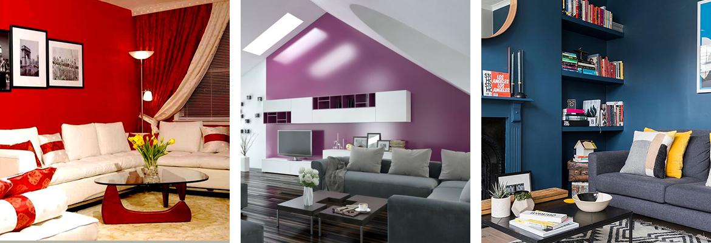 Idee per il colore delle pareti del soggiorno for Colori per la sala