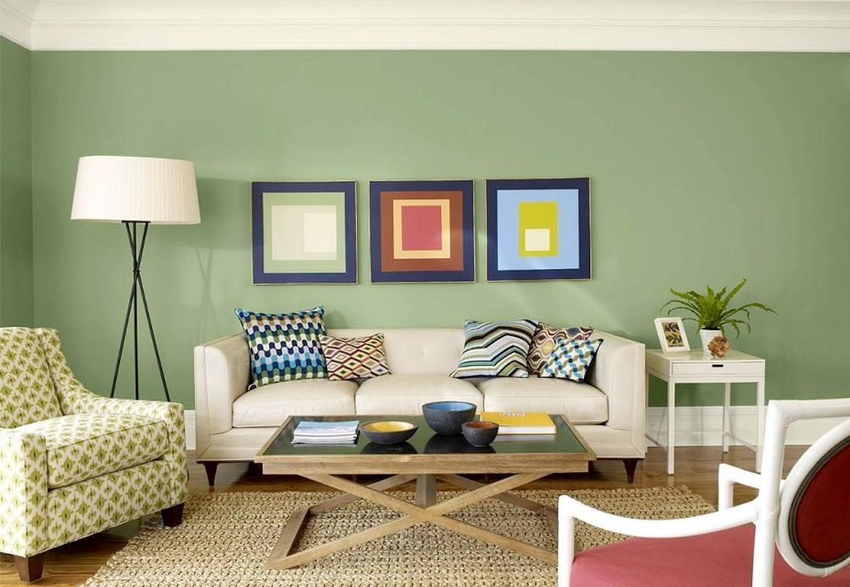 Colore Di Parete Per Soggiorno idee per il colore delle pareti del soggiorno