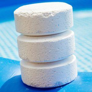 pasticche cloro pastiglie clorazione piscina