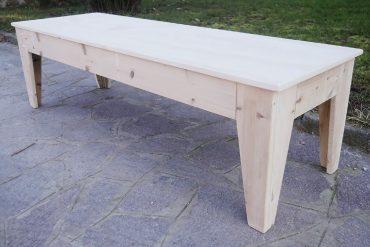 Costruire una panca in legno