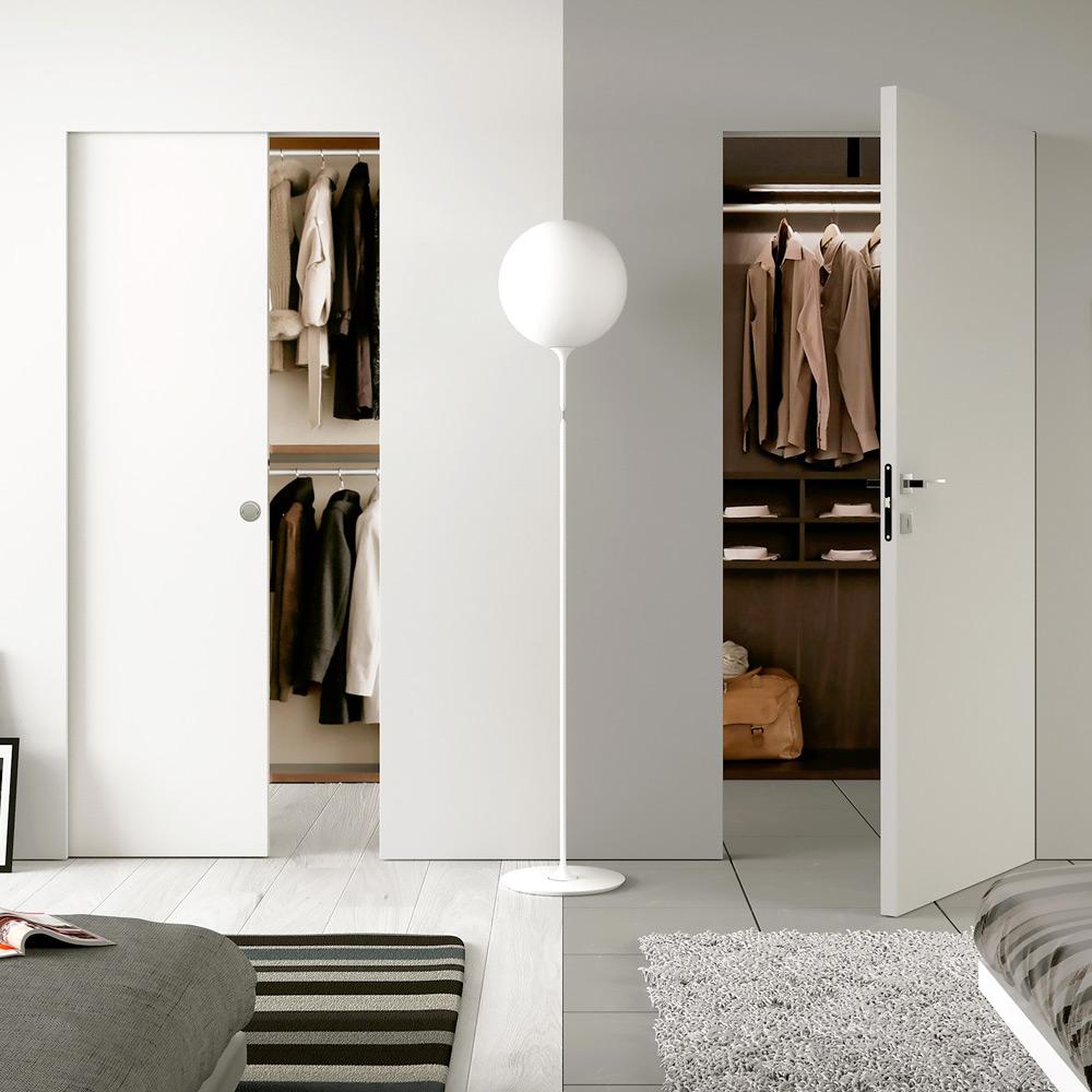 cabina armadio in cartongesso camera da letto - Troppo Bravo