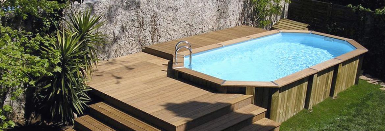 piscina rigida legno piscine non interrate fuoriterra