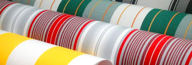 tessuto colori tenda