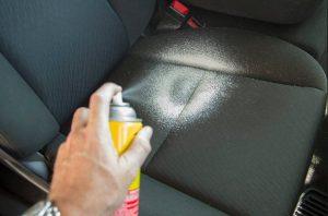 pulizia tappezzeria auto