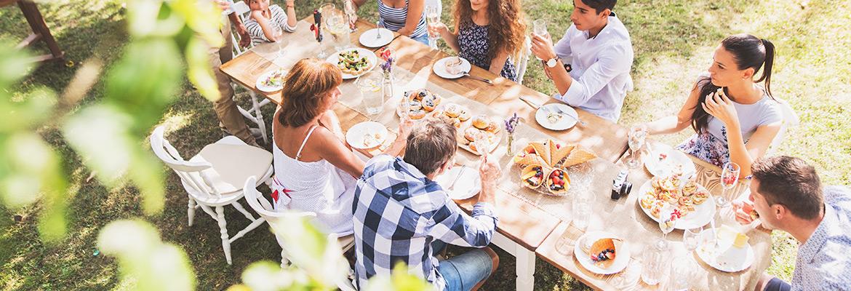 tavolo allungabile giardino idee pratiche
