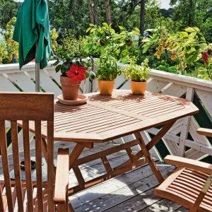 tavolo allungabile giardino legno consolle