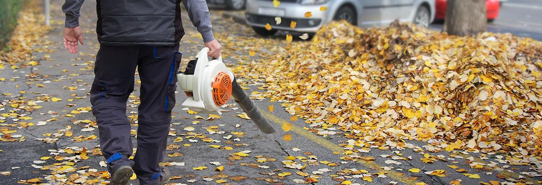 Soffiatore per foglie: come scegliere tra elettrico, a scoppio o a batteria