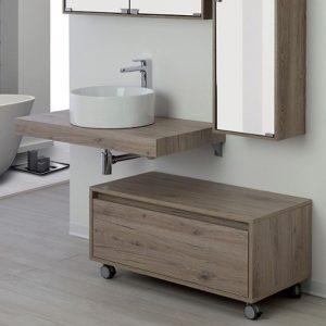 industrial chic arredamento stile casa moderno fabbrica bagno