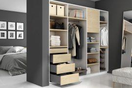 idee per ottimizzare spazi armadio