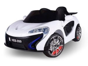 auto elettrica regalo natale 2 motori bambino