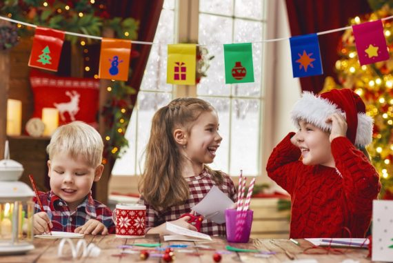 idee decorazioni natale fai da te casa