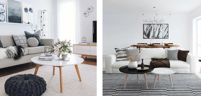 arredamento scandinavo design stile arredo interno